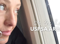 On the Road to USPSA Area 6| JulieG.TV #sssveda #veda