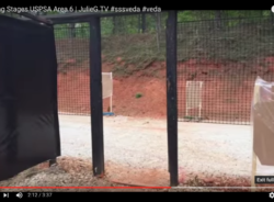 Walking Stages USPSA Area 6 | JulieG.TV #sssveda #veda