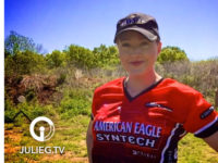 ICYMI: Watch me shoot 1K rounds of Federal Premium Syntech #1woman1gun1KSyntech