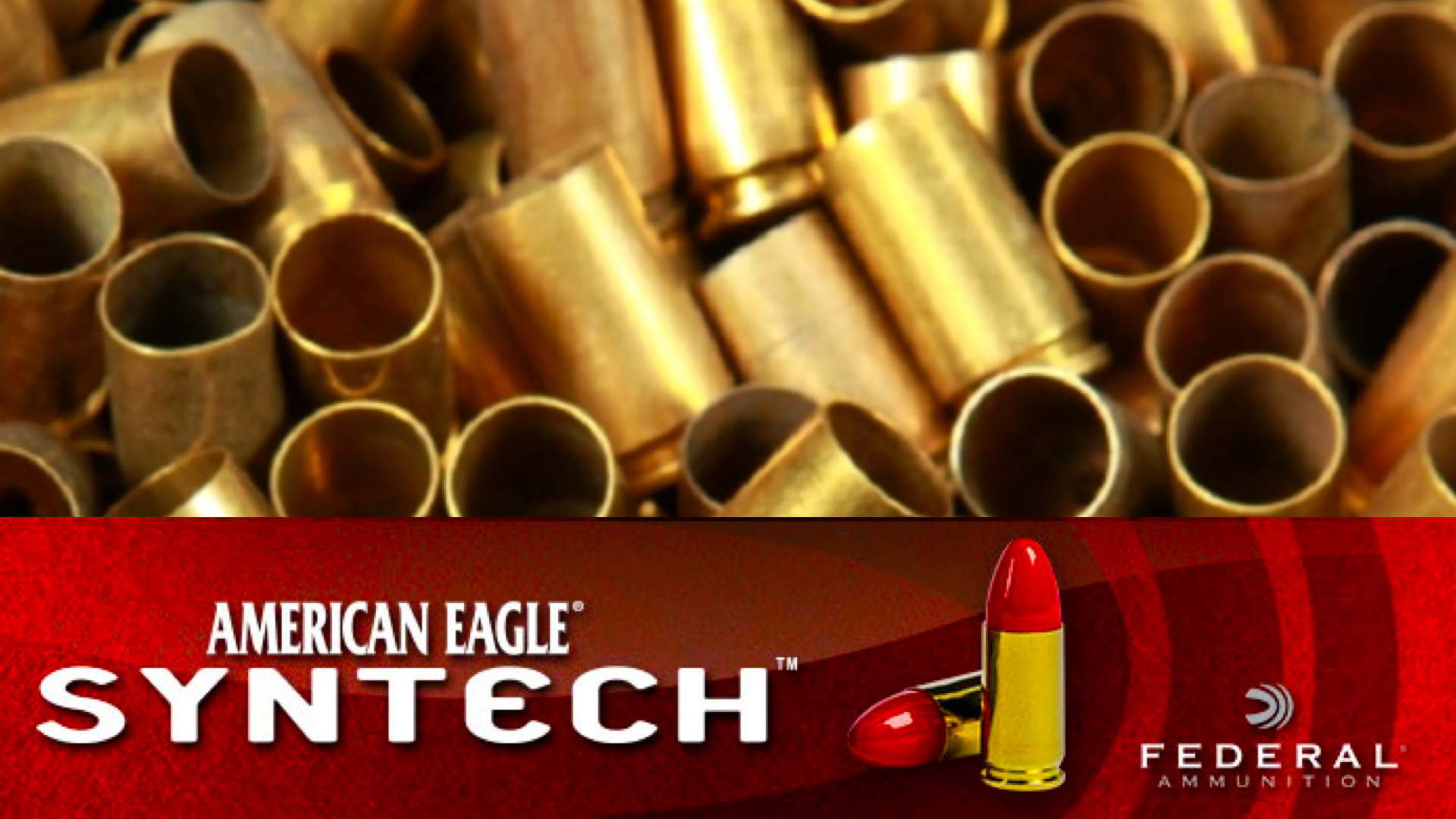 Federal Premium Syntech Brass Giveaway!