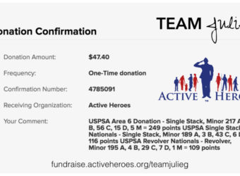 Join me in #AimingforZero with Active Heroes