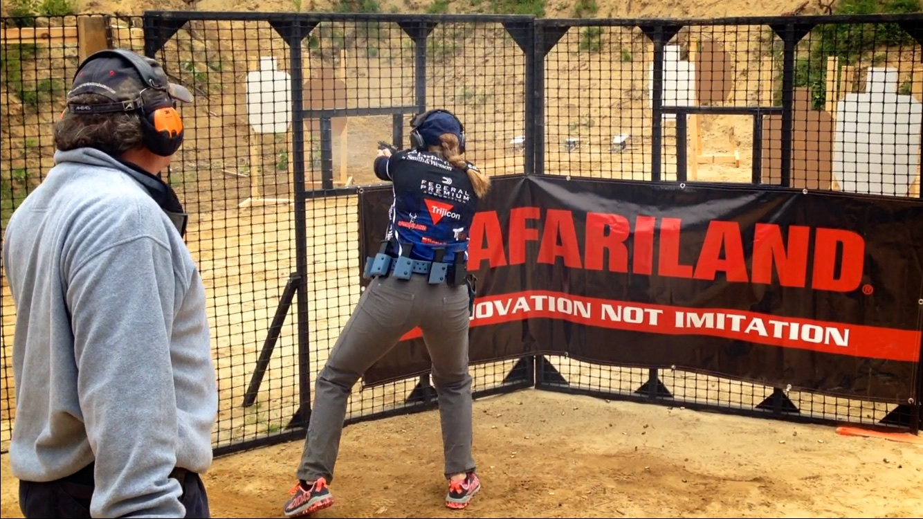 Julie Golob - 2017 USPSA Area 7 Ladies Production Champion