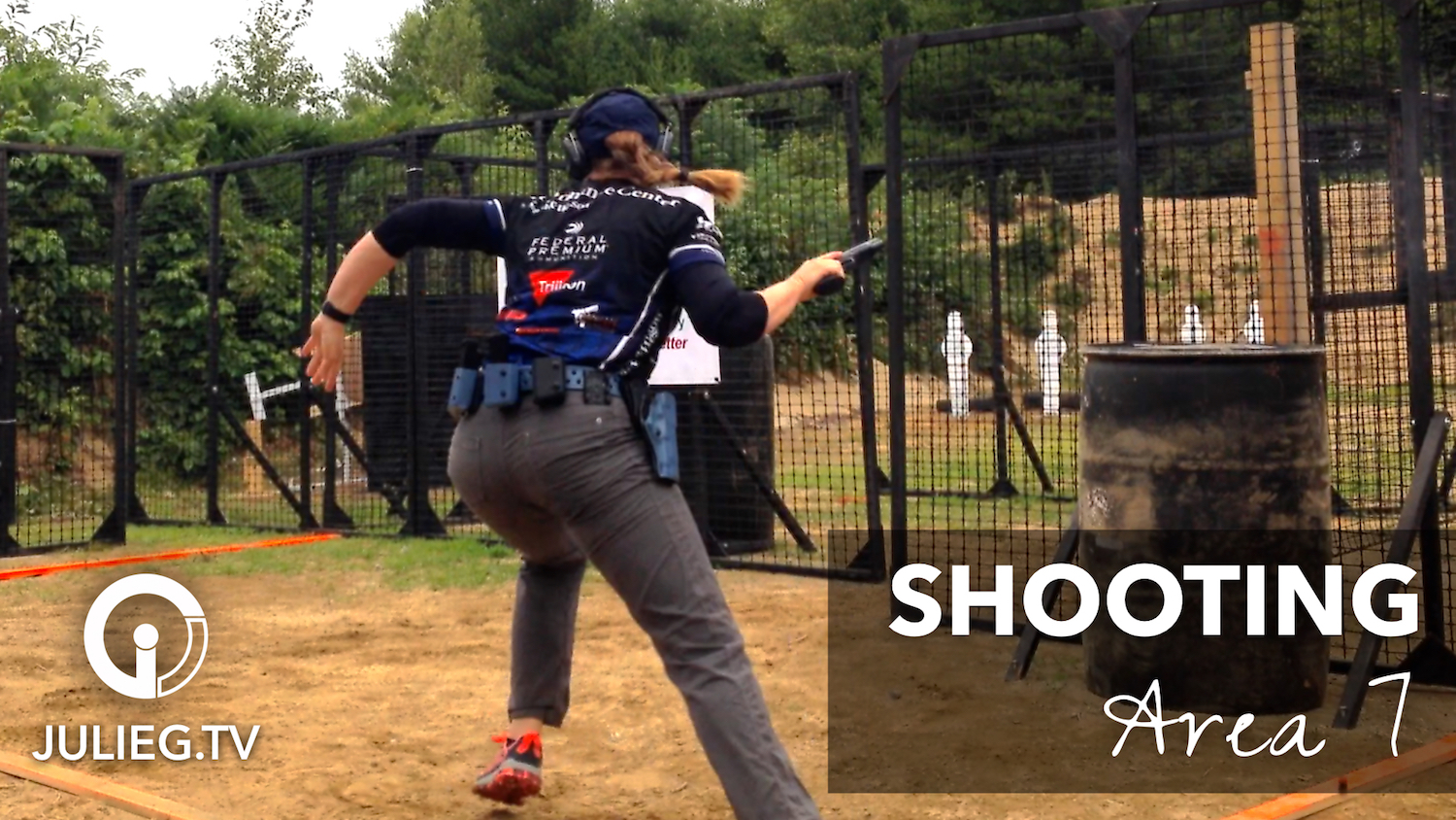 JulieG.TV Highlights from USPSA Area 7