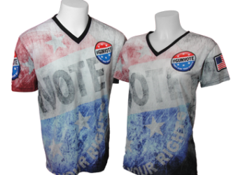 Win a #GUNVOTE Performance Shooting Jersey