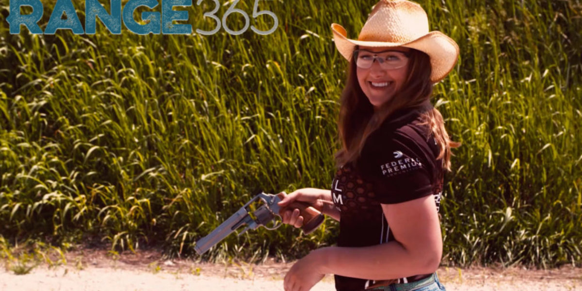 Should you get a revolver? Range365 & Shoot Sweet with Julie Golob