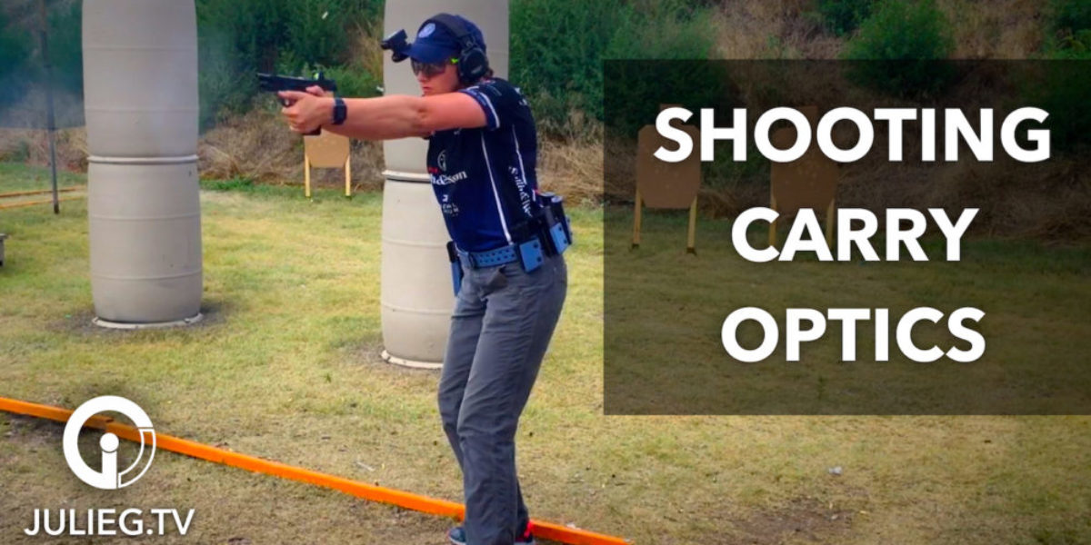 Gone Shooting: Highlights from USPSA Area 3   JulieG.TV