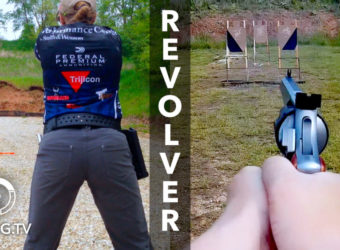 Competition Highlights from USPSA's Revolver Nationals | JulieG.TV