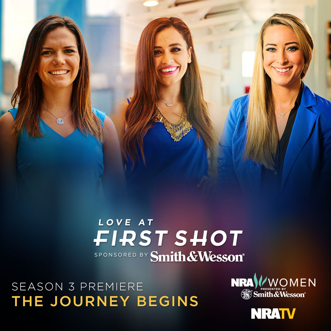 The Journey Begins | Season 3 #LoveAtFirstShot