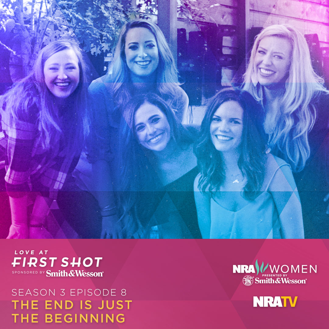 The last episode is here! Watch the ladies in their final shooting tests for Love At First Shot!