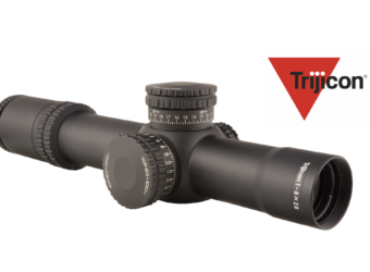 Trijicon 1-8×28 AccuPower LED Riflescope