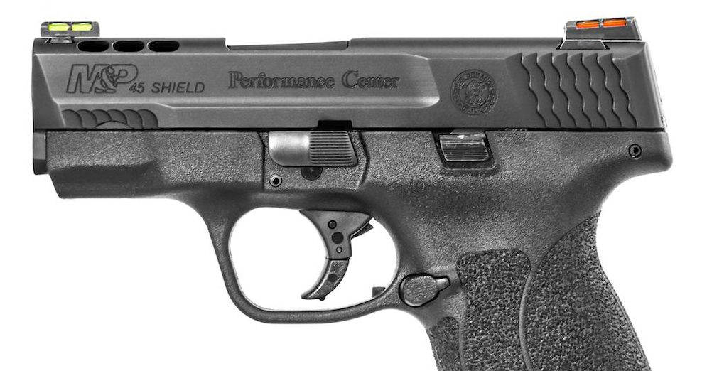 Smith & Wesson Performance Center Ported Shield