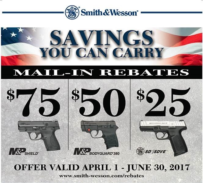 Savings You Can Carry Rebate