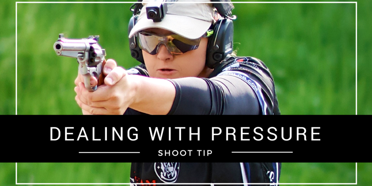 Julie Golob's SHOOT Tip on Dealing with Pressure