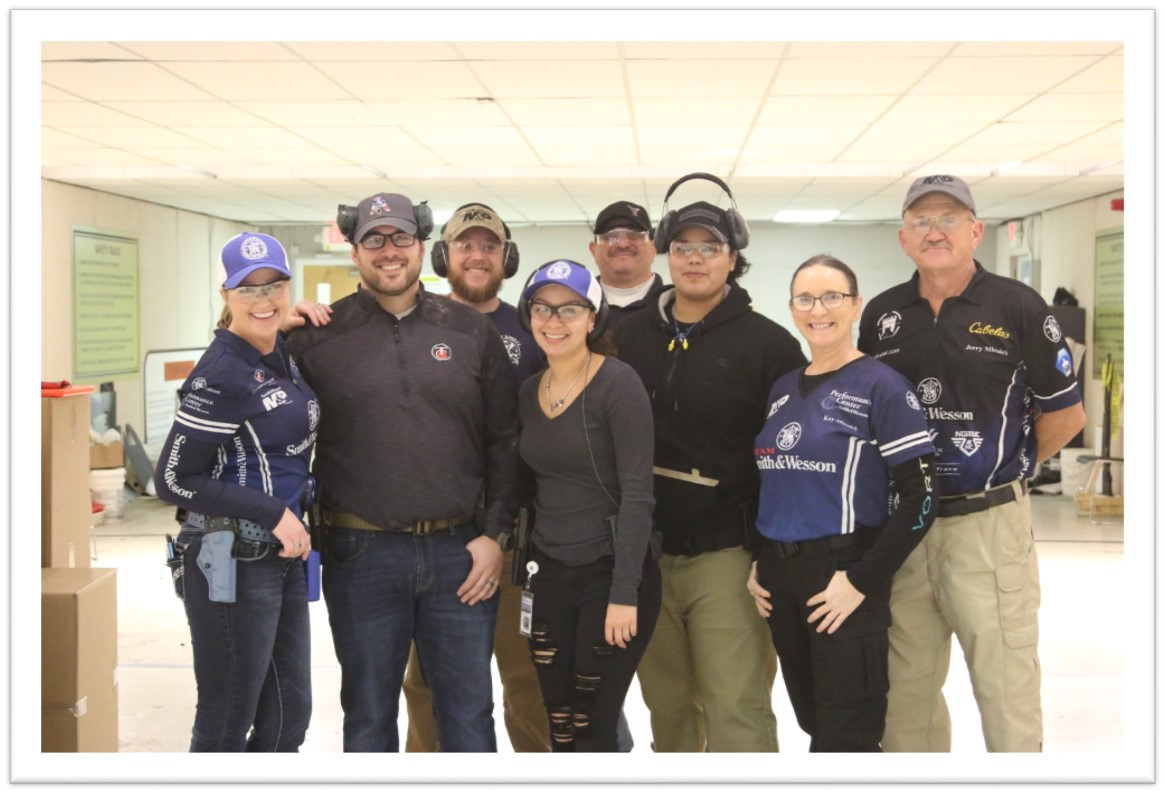 2017 Smith & Wesson Factory Cup