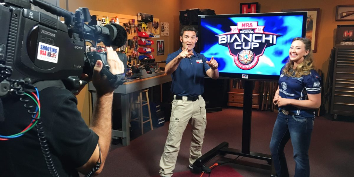 Julie Golob Breaking Down Bianchi on Shooting USA