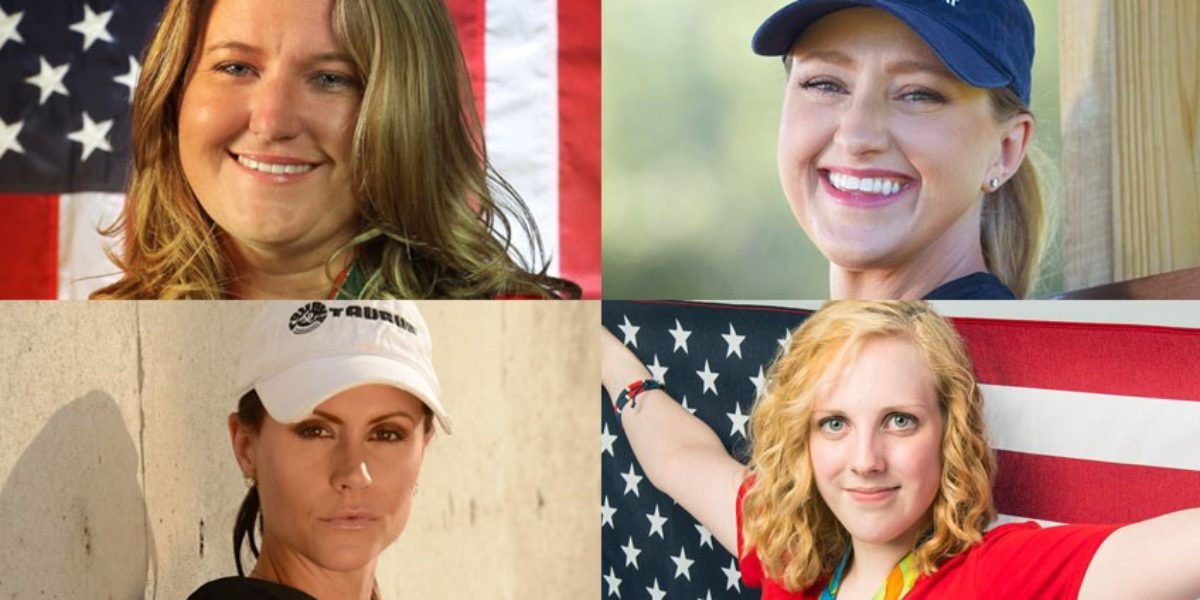 Shooting Sports USA | Top 50 Women in Competitive Shooting