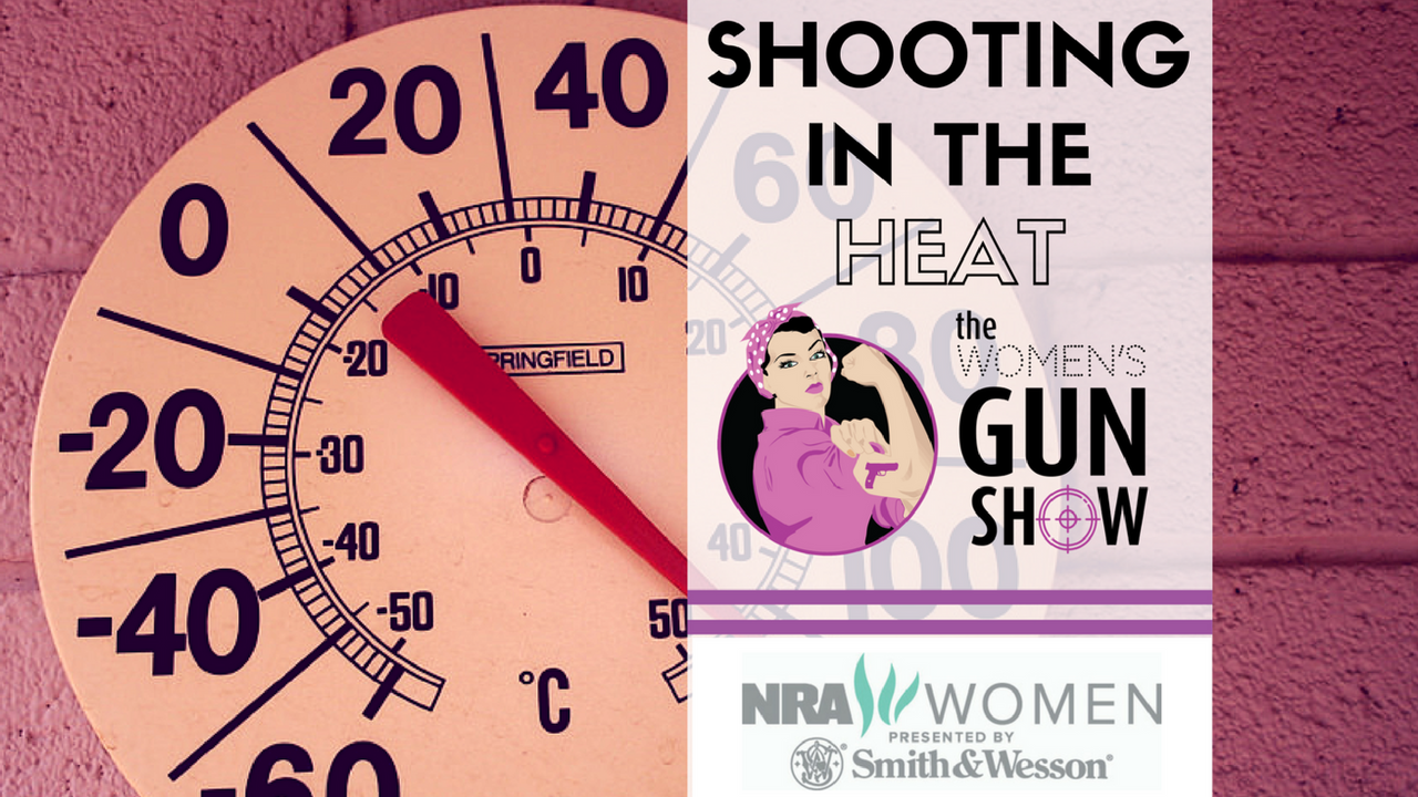 Julie Golob Shooting Tip: Shooting in the Heat