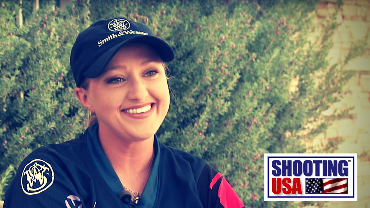 Julie Golob - USPSA National Champion on Shooting USA