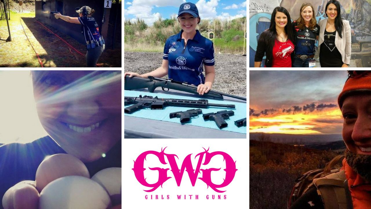 Team Girls with Guns Q&A wiht Julie Golob