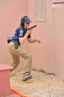 2010 USPSA Single Stack Ladies National Champion - Julie G
