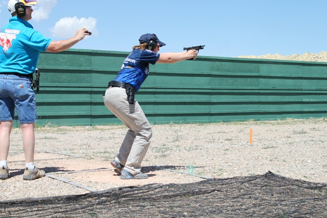 Julie Golob - Production, Limited & Ladies WY State Steel Champion
