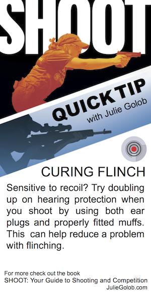 SHOOT Tip - Curing Flinch