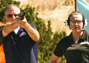 Julie Golob - Top Shot's First Female Expert