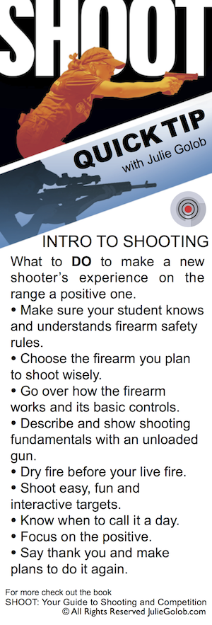 SHOOTing Tip - Introduction to Shooting