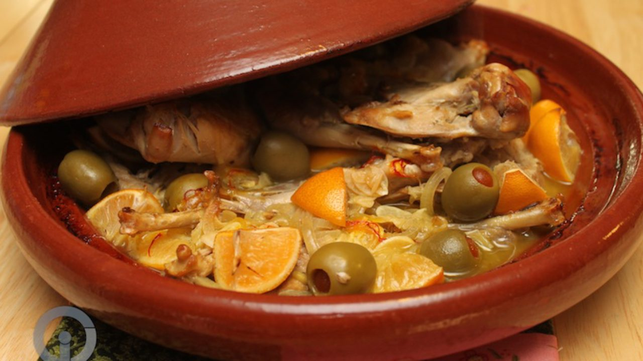 Field to Fork - Pheasant Tajine Recipe