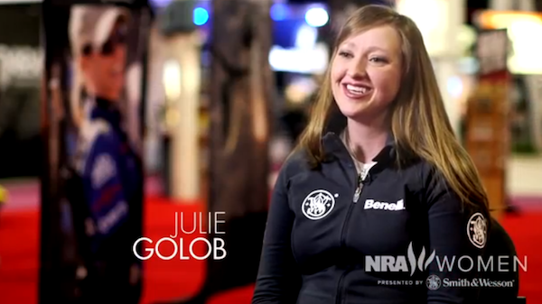NRA Women NEW ENERGY - Julie Golob