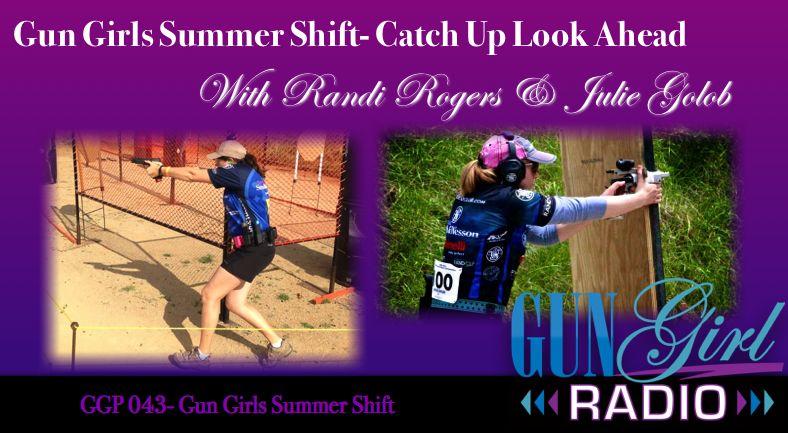 GGP 043 Gun Girls Summer Shift