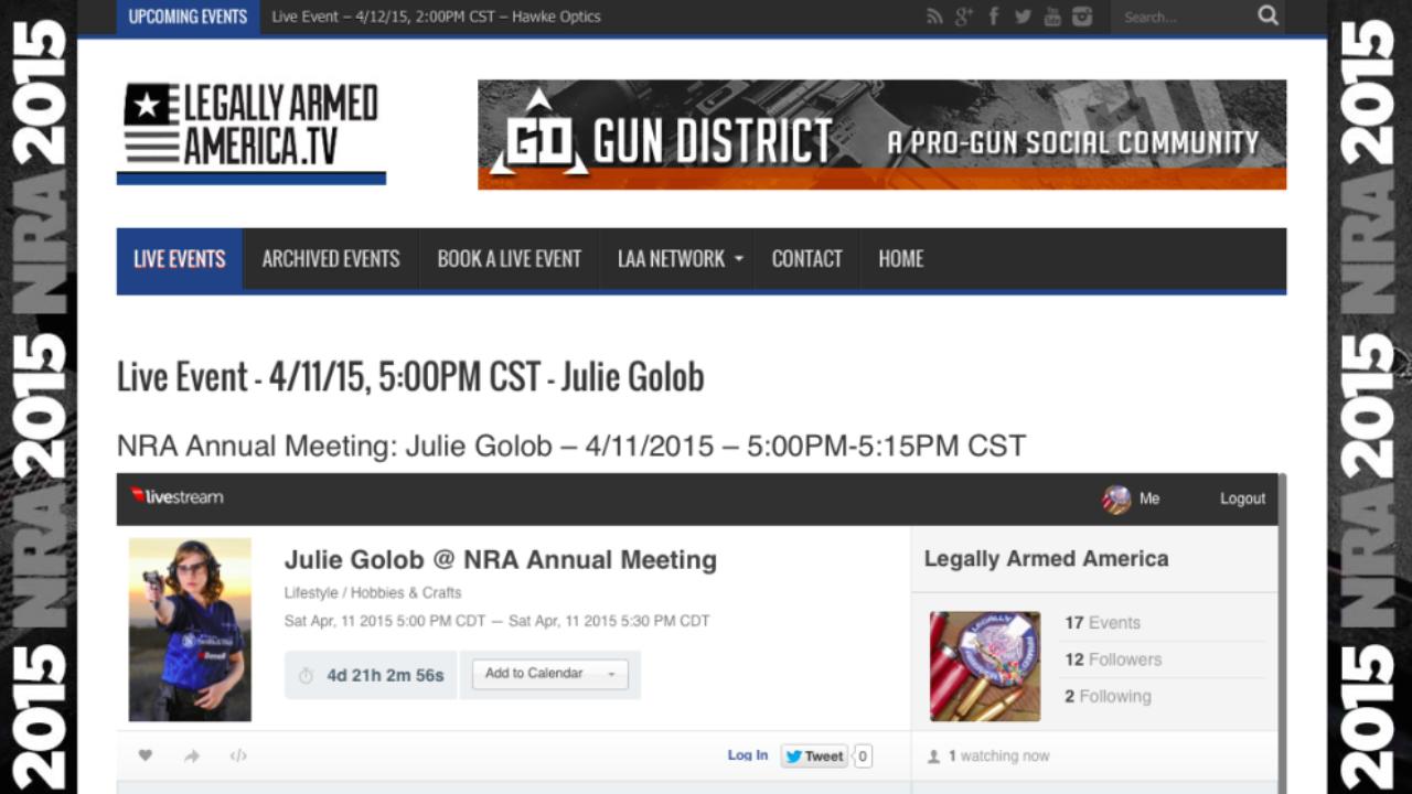 legally_armed_america_julie_golob_nraam