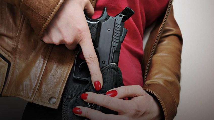 #ShareSHOOTing: What Draws Women To Guns?