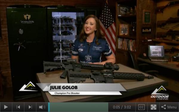 Impossible Shots - Julie Golob