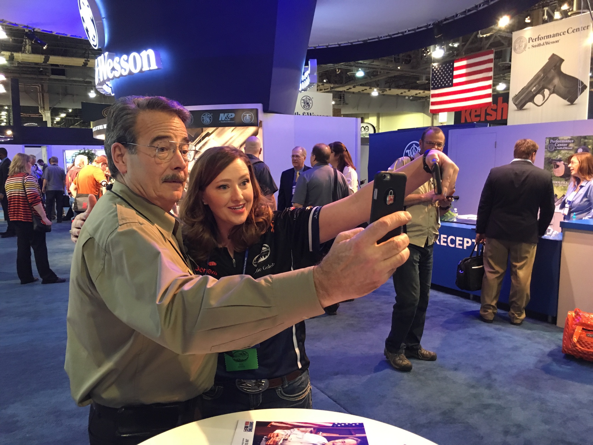 SHOTShow2016_Julie_Jim