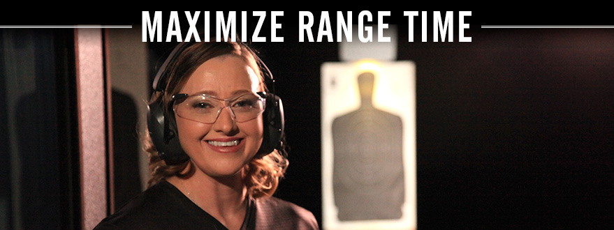 Julie Golob Federal Premium Maximize Range Time