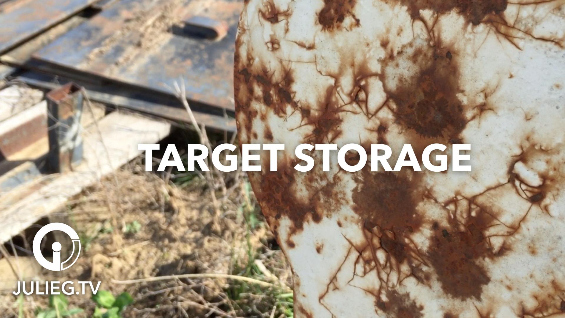 Target storage