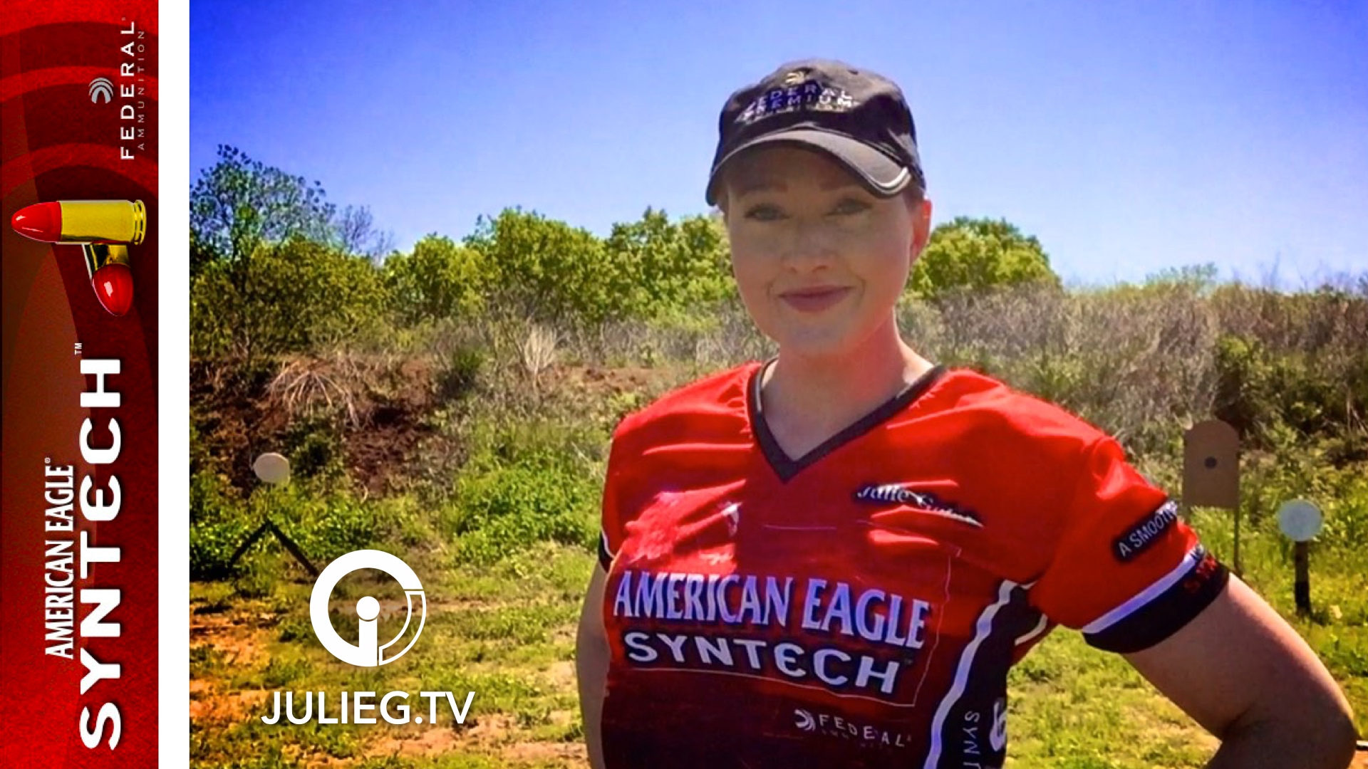 Julie Golob's 1000 Round Federal Premium Syntech Test
