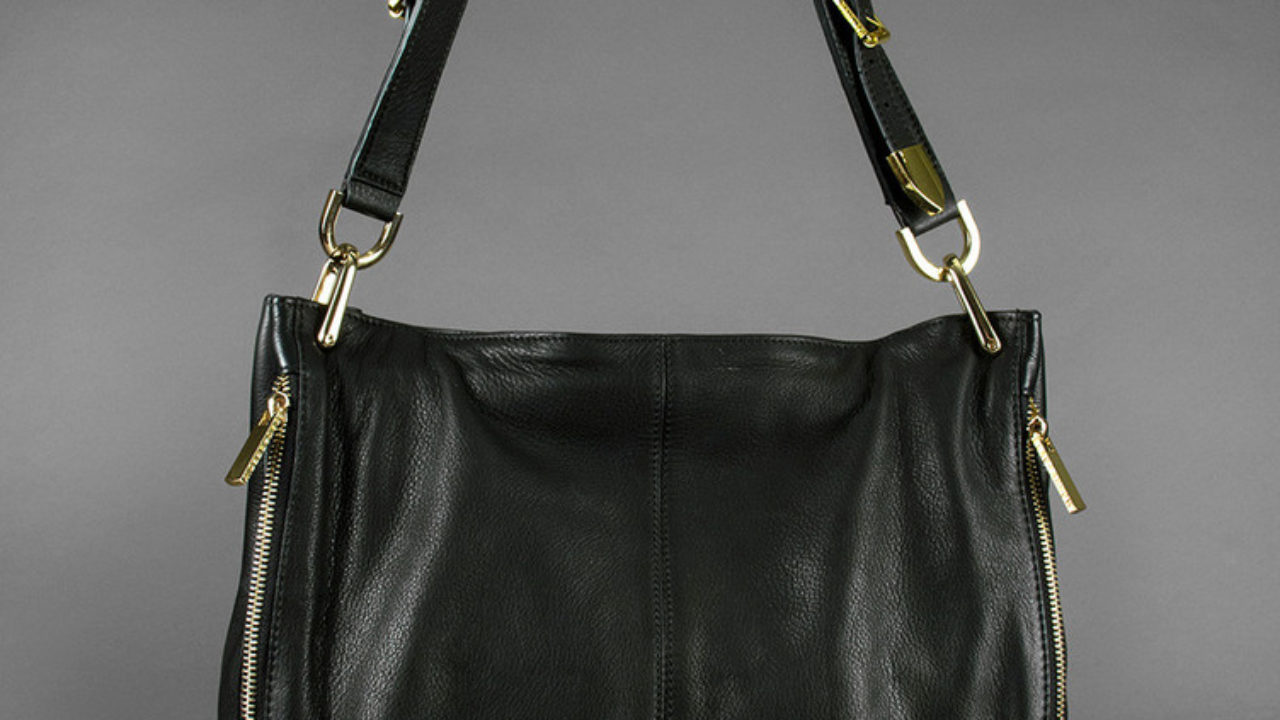 Beau + Arrow Black Kate Bag