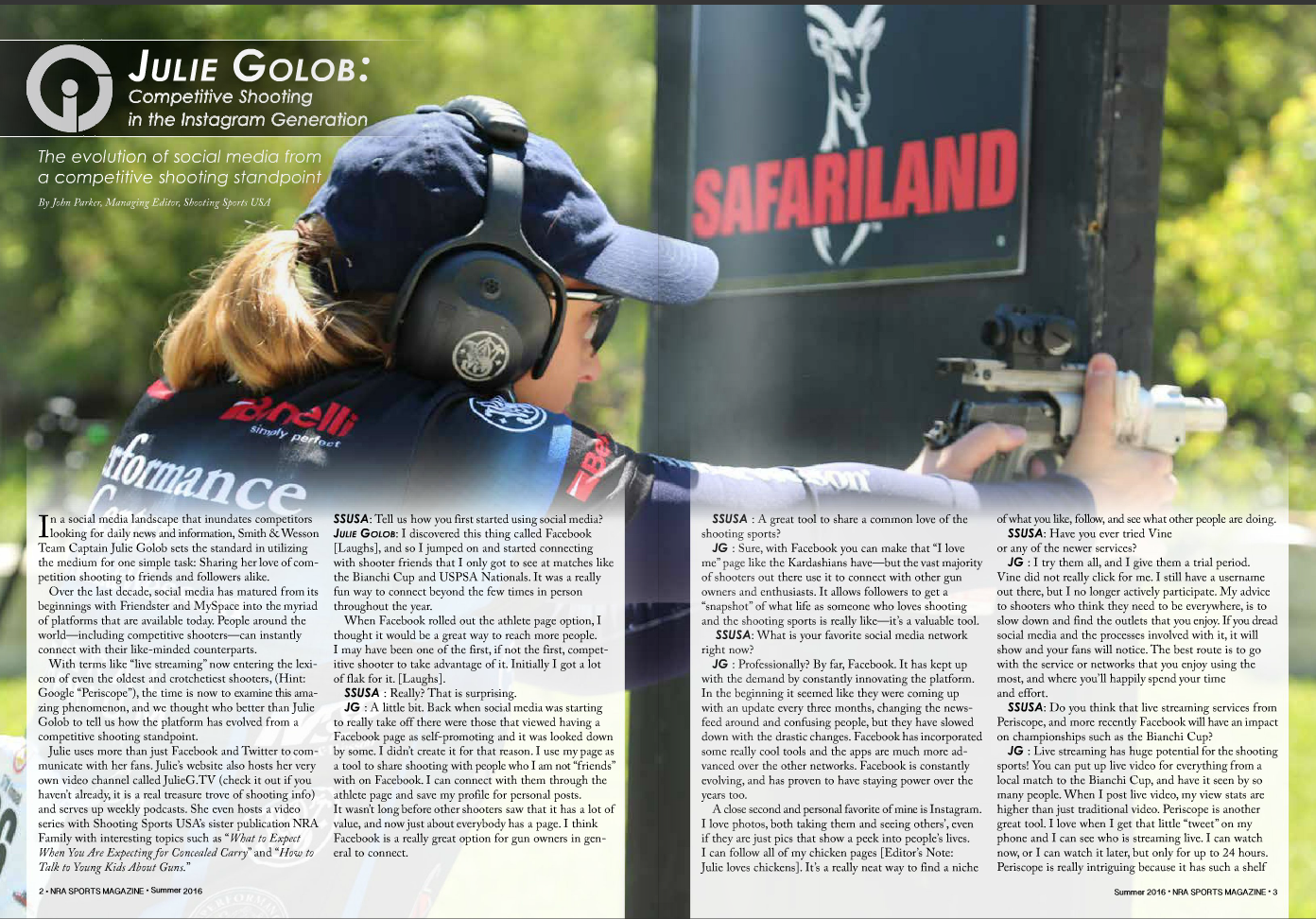 Competitive Shooting in the Instagram Generation | NRA Sports