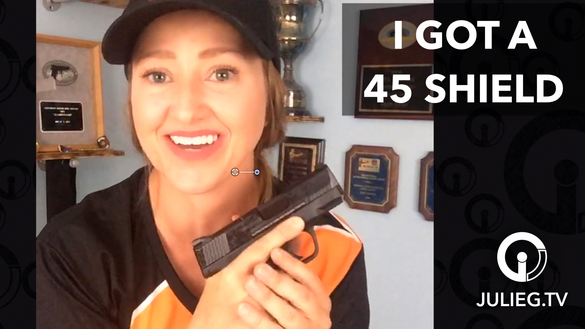 From Facebook LIVE - NEW M&P 45 Shield