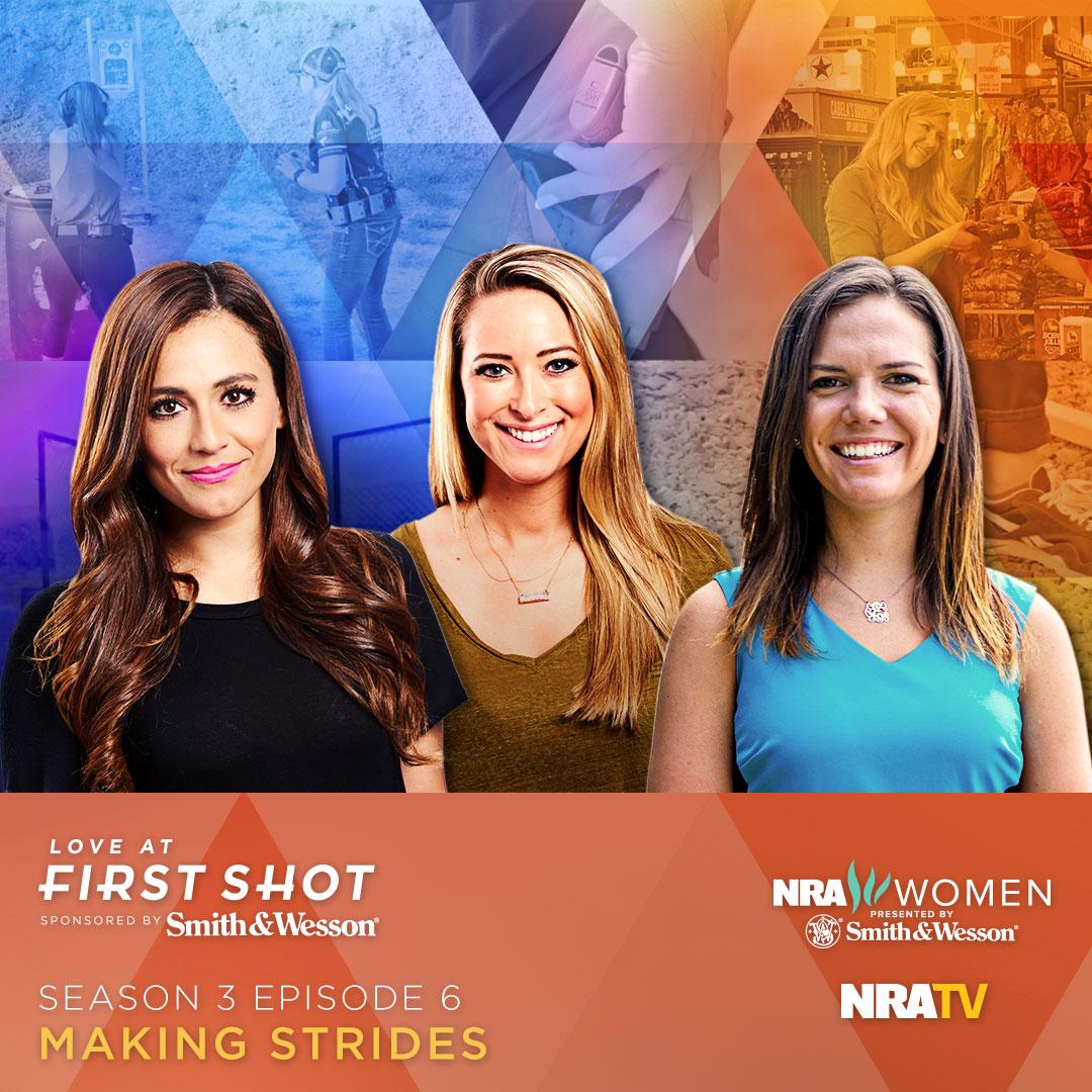 Making Strides! This week we see huge progress on Love at First Shot