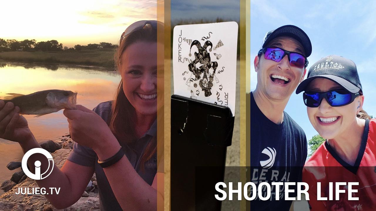 Pro Shooter Julie Golob Vlogs The Federal Premium Brand Ambassador Summit