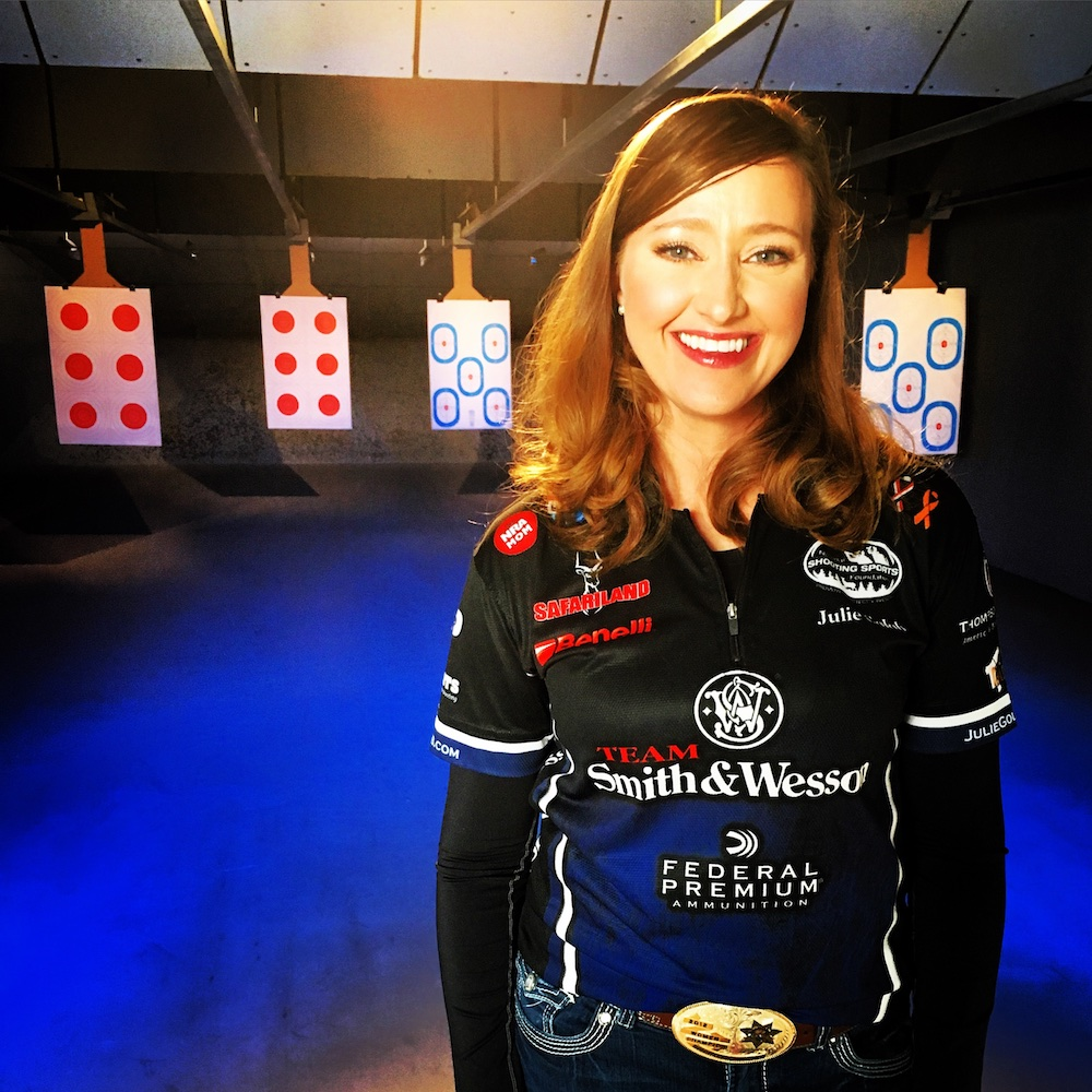 Champion, Author, Veteran, Spokesperson, Speaker Julie Golob