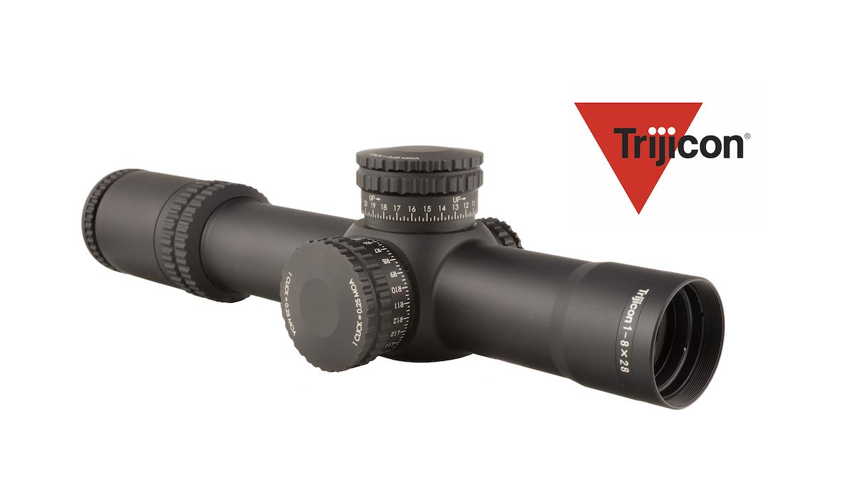 Trijicon 1-8x28 AccuPower LED Riflescope