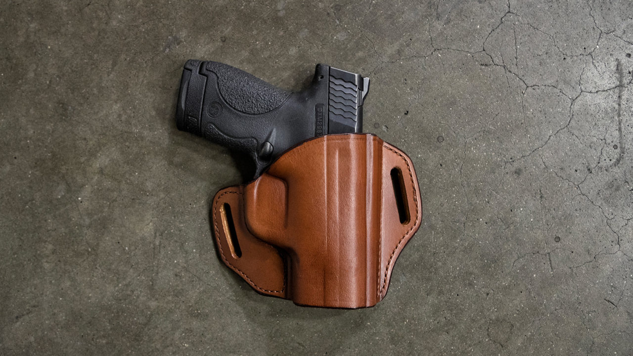 New Safariland and Bianchi Holsters for M&P Shield
