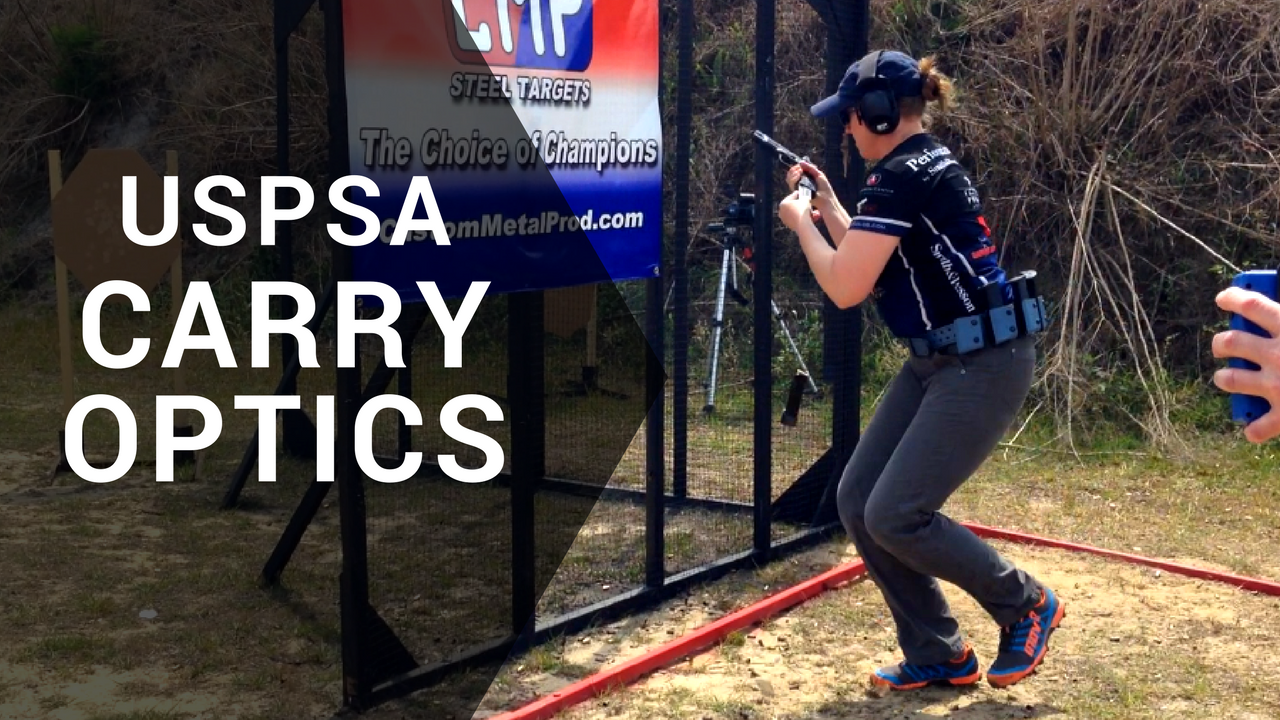 Watch Julie Golob compete at the 2017 USPSA Carry Optics Nationals