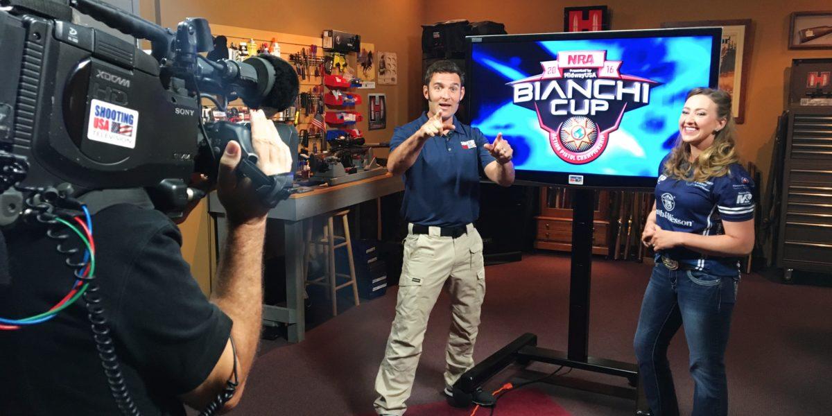 Julie Golob Breaking Down Bianchi on Shooting USA