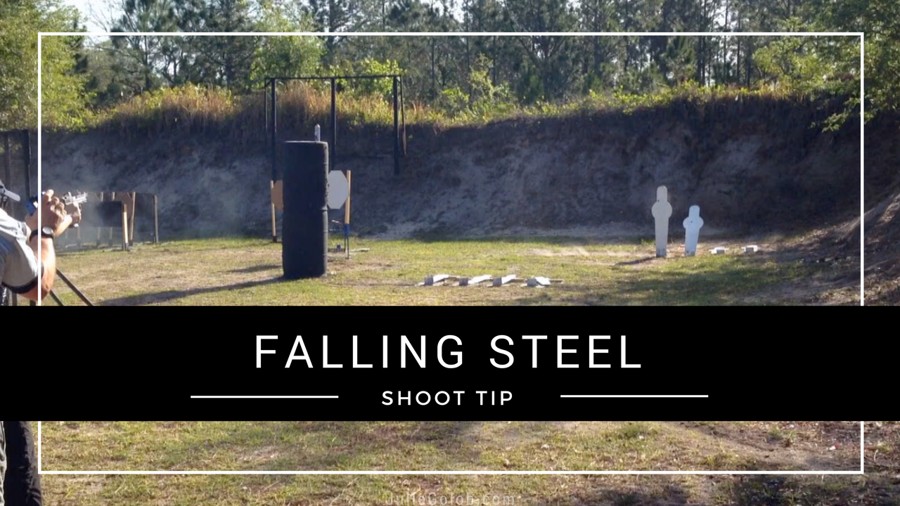 Julie Golob SHOOT Tip - Falling Steel