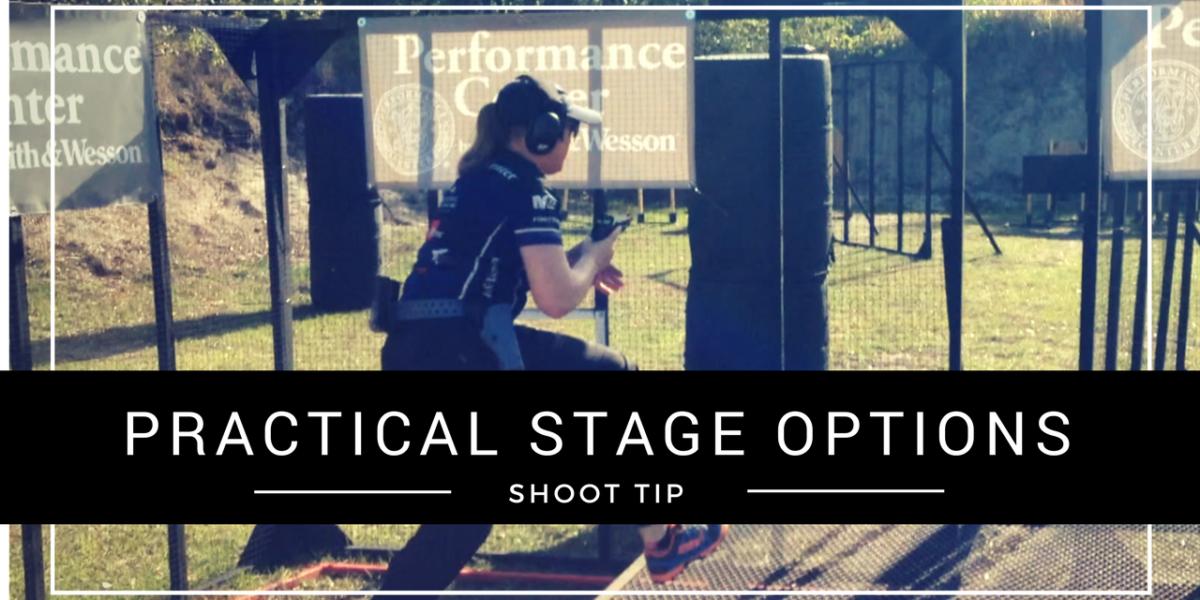 Julie Golob's SHOOT Tip on Practical Stage Options